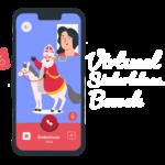 videobellen sinterklaas oss sinterklaasfeest beeldbellen videocall videobericht sint